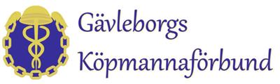 Logotyp Gävleborgs Köpmannaförbund